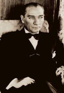 Atatürk'ün Fotoğrafı