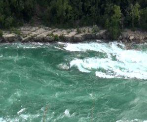 Niagara Nehri Girdap